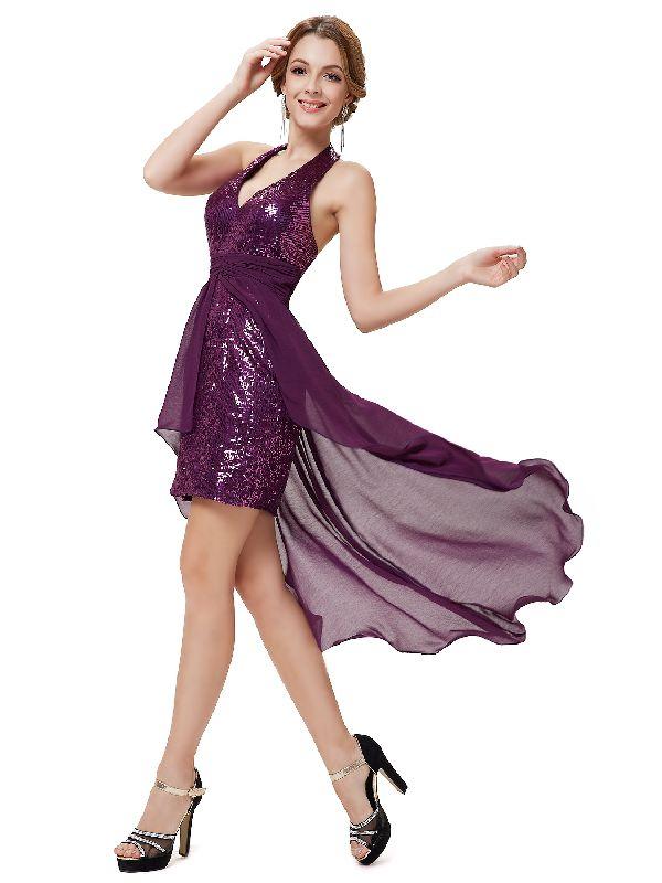 dcb7e6e3ae2 společenské šaty » skladem » fialová. Cena s DPH 2000.00 Kč